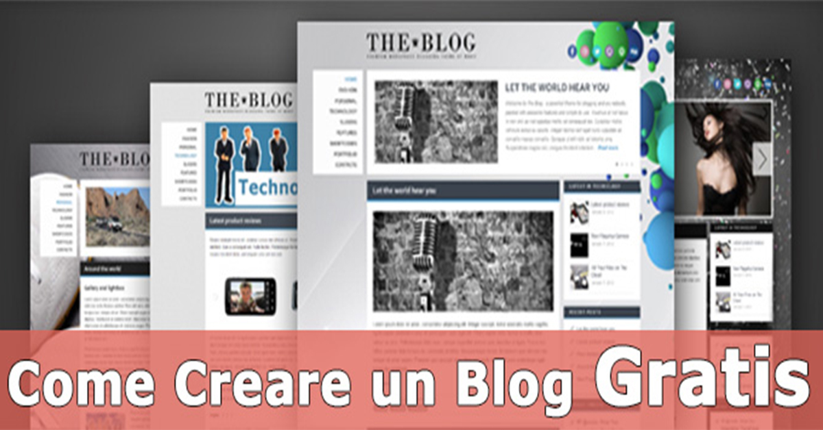Come creare un blog gratis la guida definitiva for Come costruire un ranch