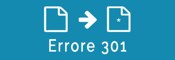 Permalink WordPress-Errore301