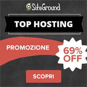Miglior hosting italiano WordPress