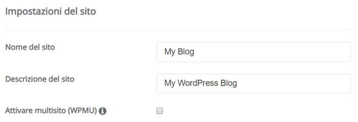 Come installare WordPress su SiteGround-Step6