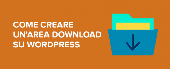 Come-creare-area-download-WordPress